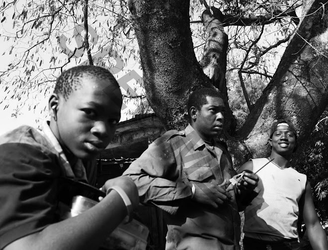 """Pause Ataya sous le Baobab"""
