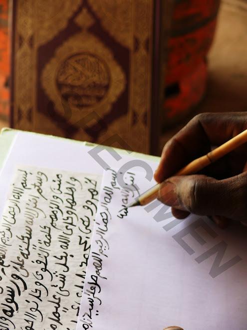 """""""Les versets du Coran"""""""