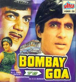 Bombay to Goa movie