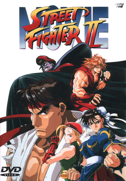 Street Fighter 2 [1994] [Dvdrip] [Español Latino] [Remasterizada]