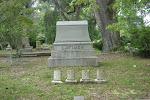 Latimer Grave sites