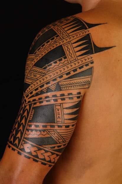 marvelous samoan tattoos - slodive