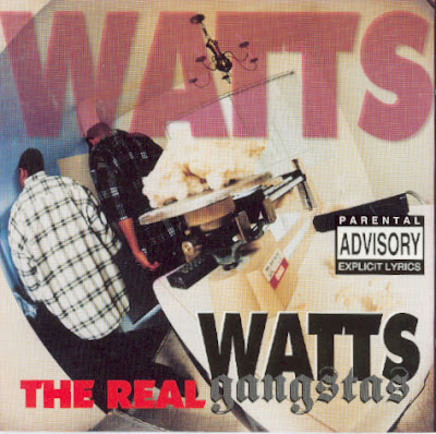 Watts Gangstas - The Real... (1995)
