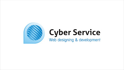 Sample logo for cyber service compant