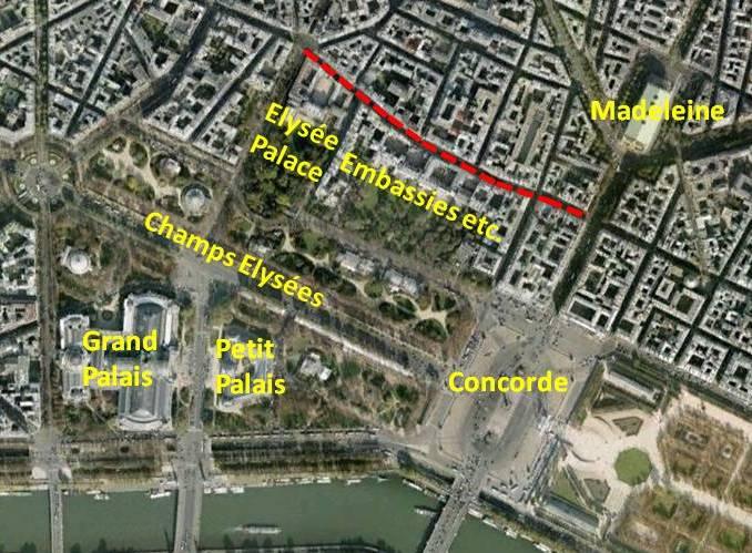Caf Ef Bf Bd Rue Du Faubourg Saint Honor Ef Bf Bd