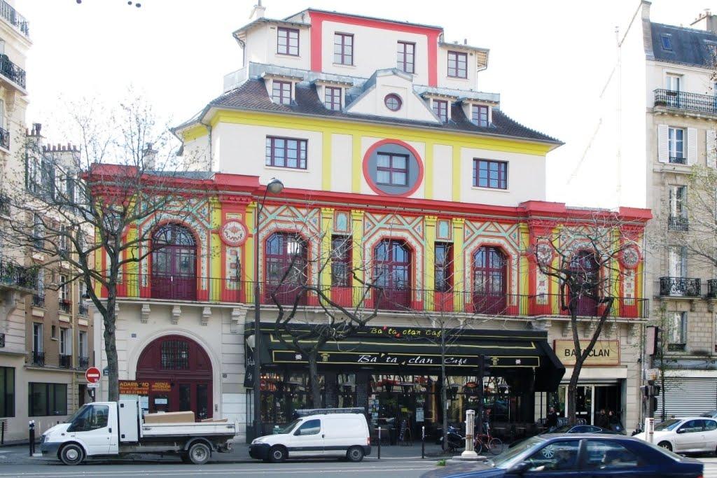 Cafe Theatre Paris
