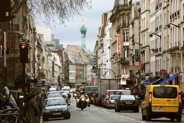 PeterS Paris Rue Du Faubourg SaintAntoine