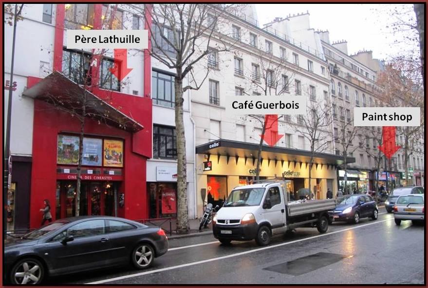 Couleurs Caf Ef Bf Bd  Ef Bf Bd Paris