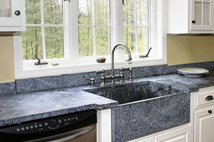 Soapstone Tile Vanity Countertop - Ceramic Tile Advice Forums