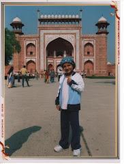 Taj Mahal Gate-Sneha