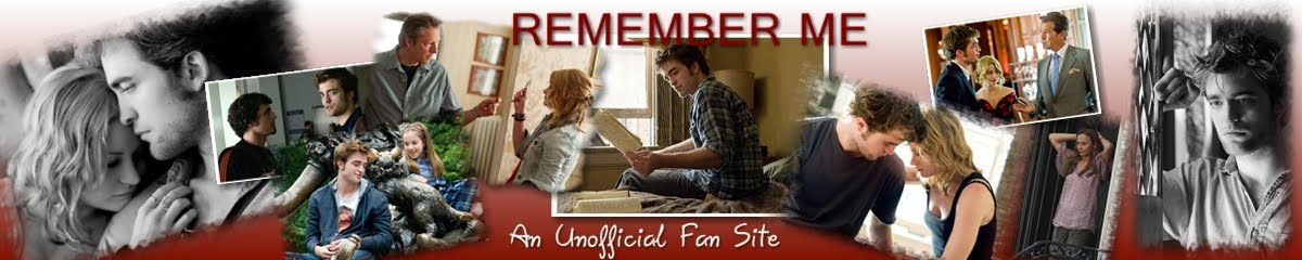 An Unofficial Remember Me Site