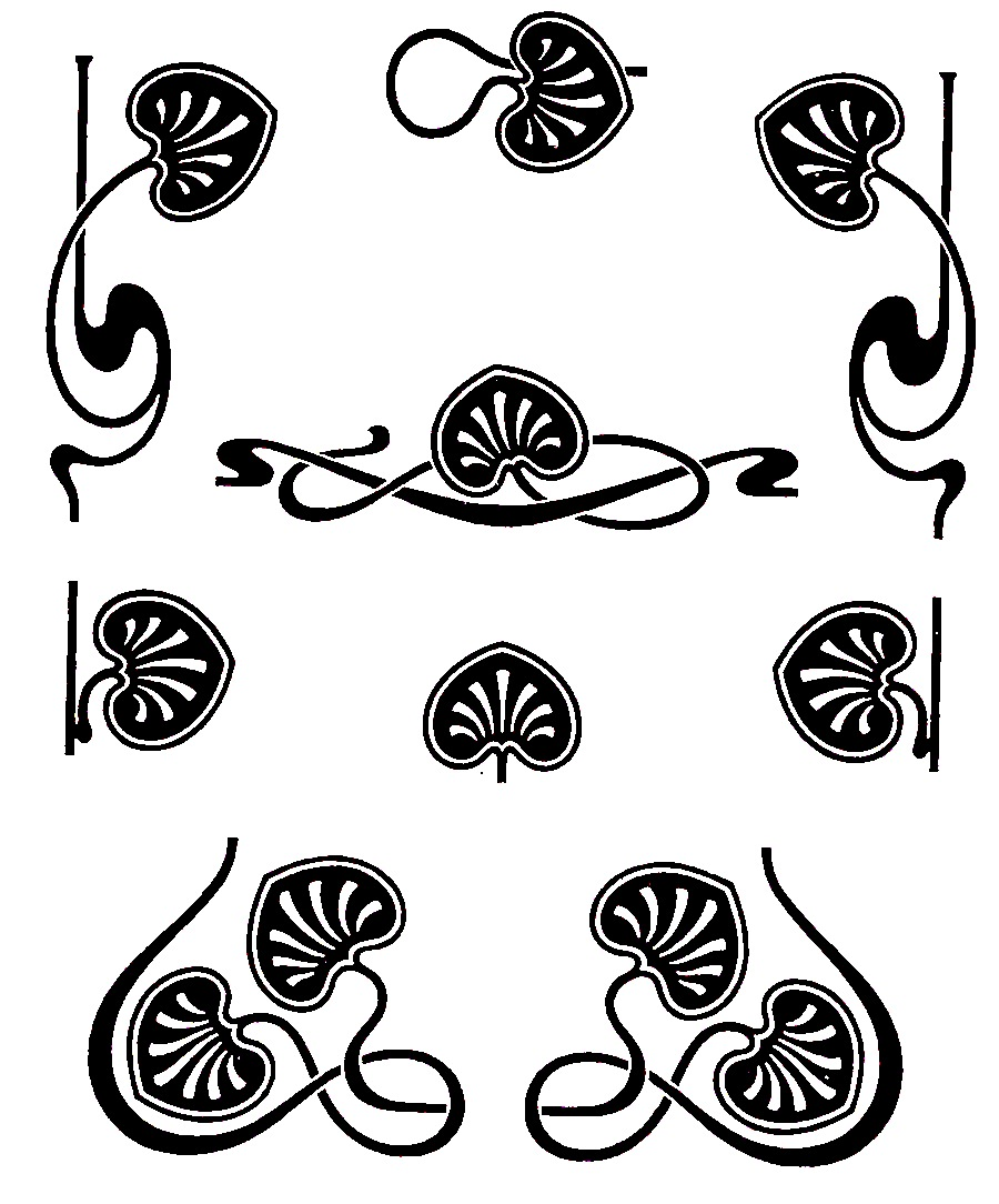 Art deco ornaments - 43 Best Images About Art Nouveau From Celtic To Vienna On Pinterest Armchairs Charles Rennie Mackintosh And 5th November