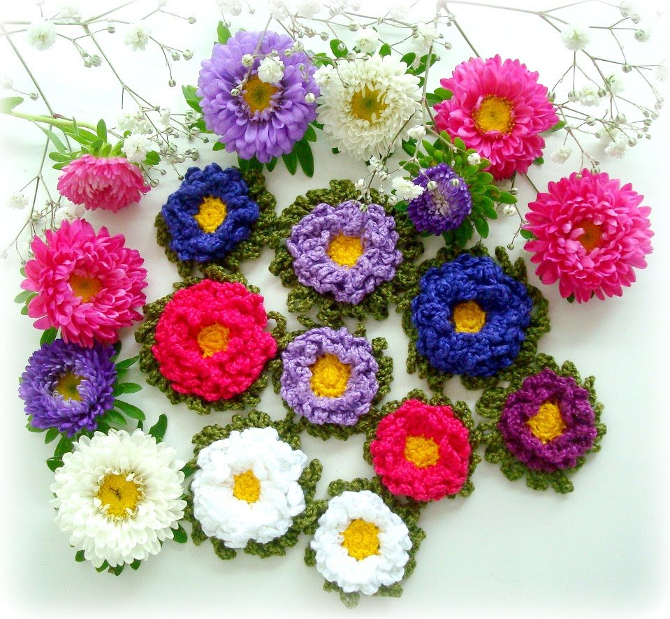 flor de jardim amarela:Lidia Luz: Margarida rainha e a flor de crochê