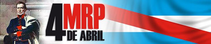 MRP 4 DE ABRIL