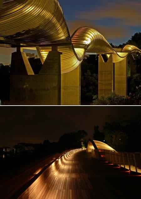 henderson waves di singapura