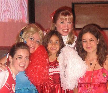 Elisabeth's 7th Birthday Party