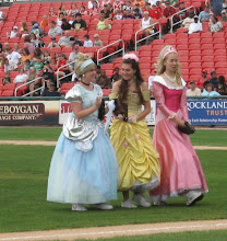 Princesses rock the ROX