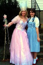 Glinda & Dorothy