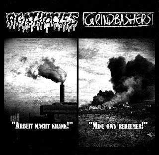 AGATHOCLES / GRINDBASHERS  CD
