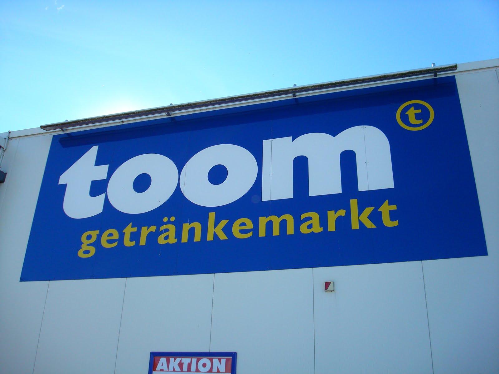 ROWDY IN GERMANY: Getränkemarkt