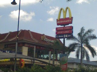 McDonalds in Bandar Utama