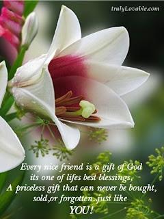 Gods Gift of Friendship