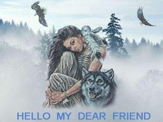 Friendship Hello Cards