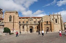 Colegiata de San  Isidoro, España