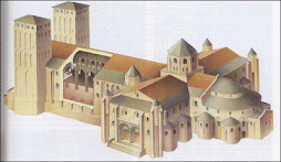 Prototipo de una iglesia romnica