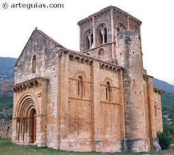San Pedro de Tejada, Burgos.