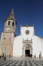 Iglesia de los templarios de Thomar, Portugal