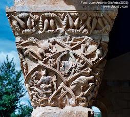 Iconografía medieval: el Tetramorfo
