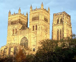 Catedral de Durham, Inglaterra