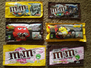 Pink and White M&Ms and Breast Cancer Research