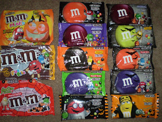 the mm halloween collection is here