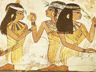vida de los egipcios
