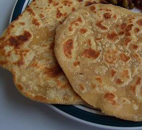 Daal Bharay Parathay by Chef Saadat Siddiqi