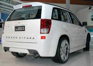 Picture of Modifikasi Grand Vitara