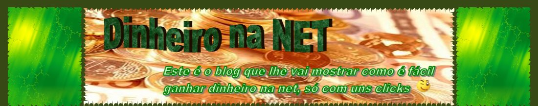 Dinheiro na Net