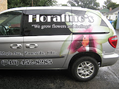 "Florafino's Van ""Awesome"""