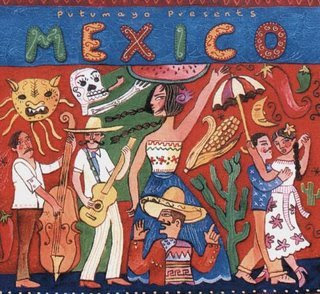 Putumayo World Music Mexico