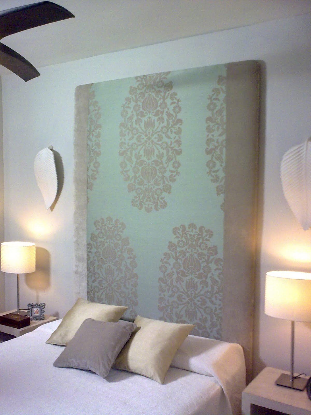 Dormitorios la tapicera - Telas de tapizado ...