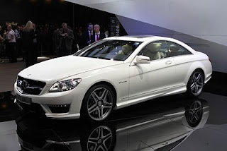 2011 mercedes benz cl63