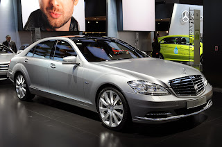 2012 Mercedes Benz S350 Bluetec