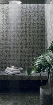 Bathtub Stall Tile Design Pictures