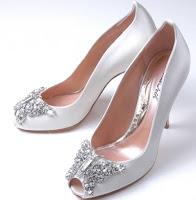 Булчински обувки и чанти ! Butterfly-shoes-1
