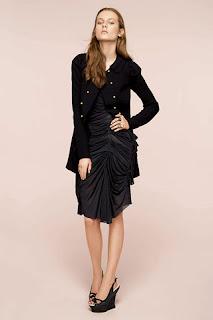 сиво - Облекло, мода, елегантност - Page 2 NINA+RICCI+-+resort+2011+-+13