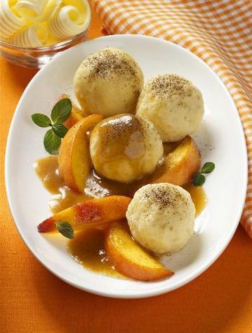 СЛАДКИ  КУЛИНАРНИ  ИЗКУШЕНИЯ Peaches+and+icecream