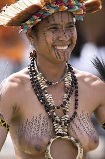 new nude Papua guinea