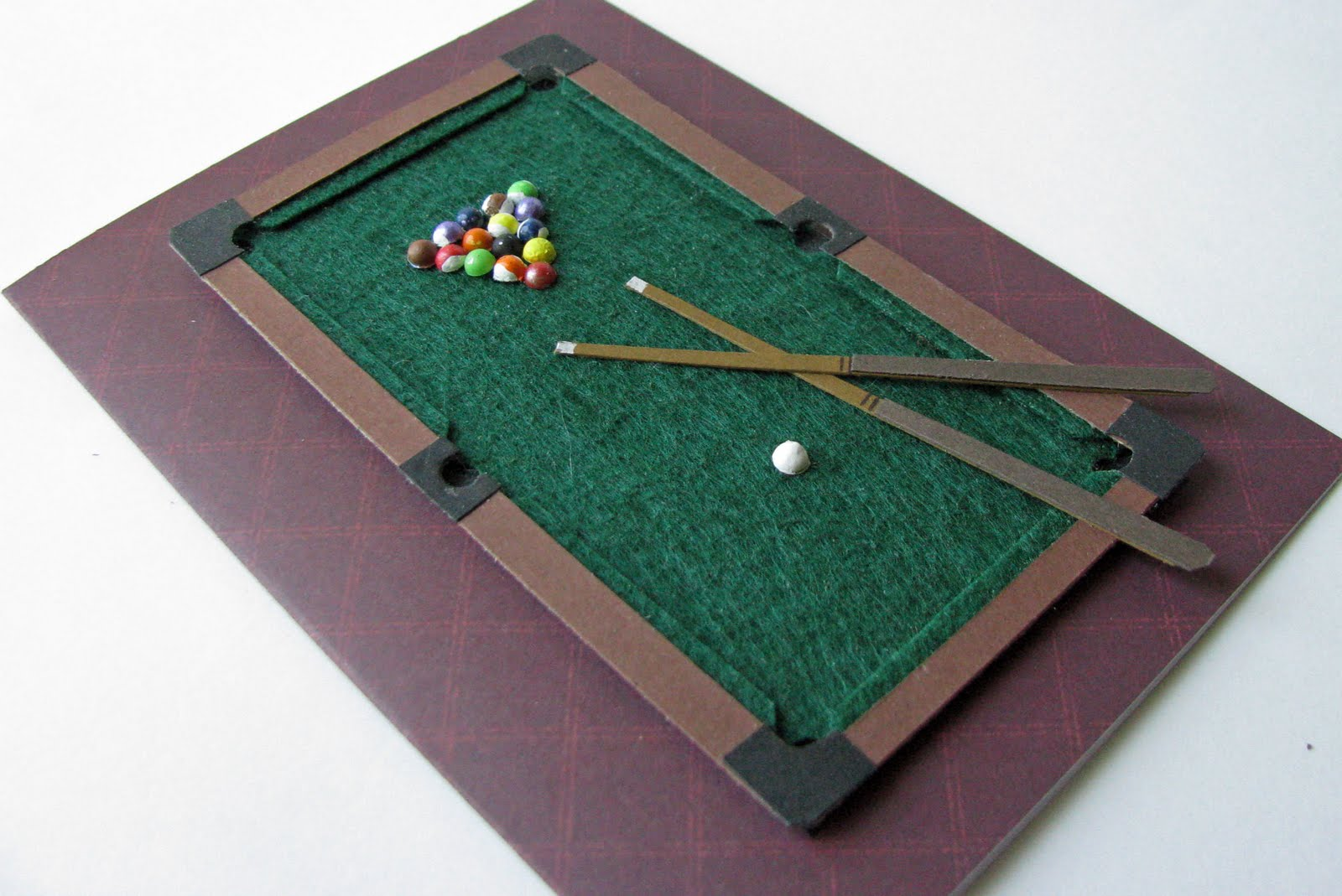 CornerstoneLAE Pool Table